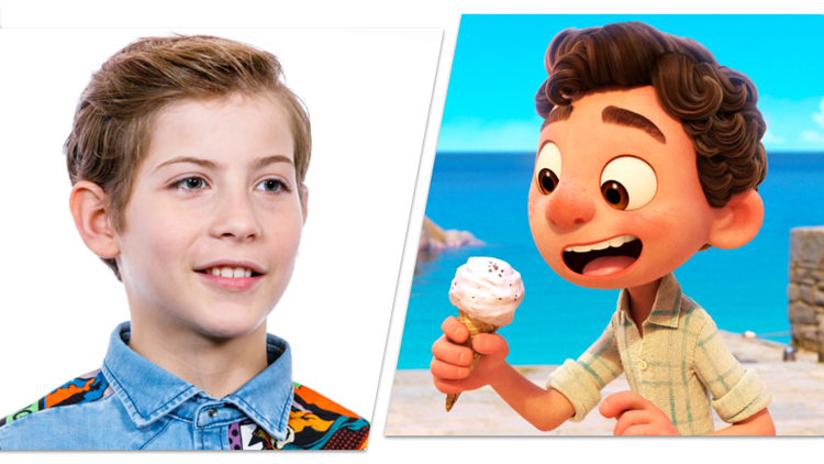 How Jacob Tremblay Was Cast as a Sea Monster in Pixar's 'Luca' (Exclusive)
