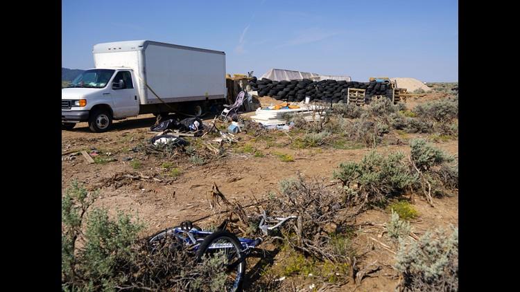 Xxx Trevor Hughes New Mexico Compound August2018 2183