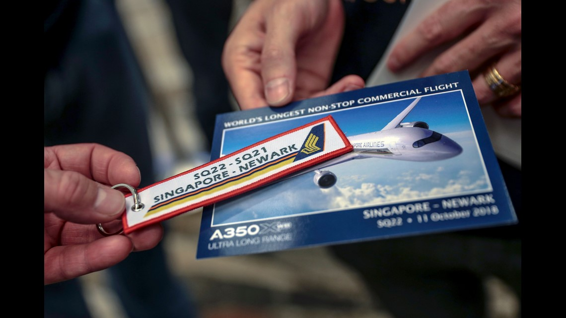 Have 19 hours? Singapore Airlines retakes title for longest ...