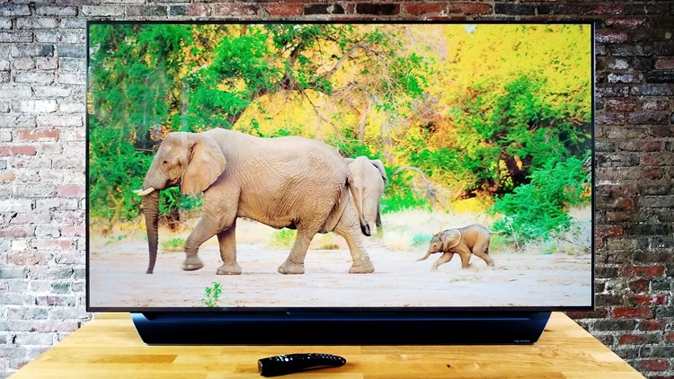 Upgrade you living room with the best picture quality.