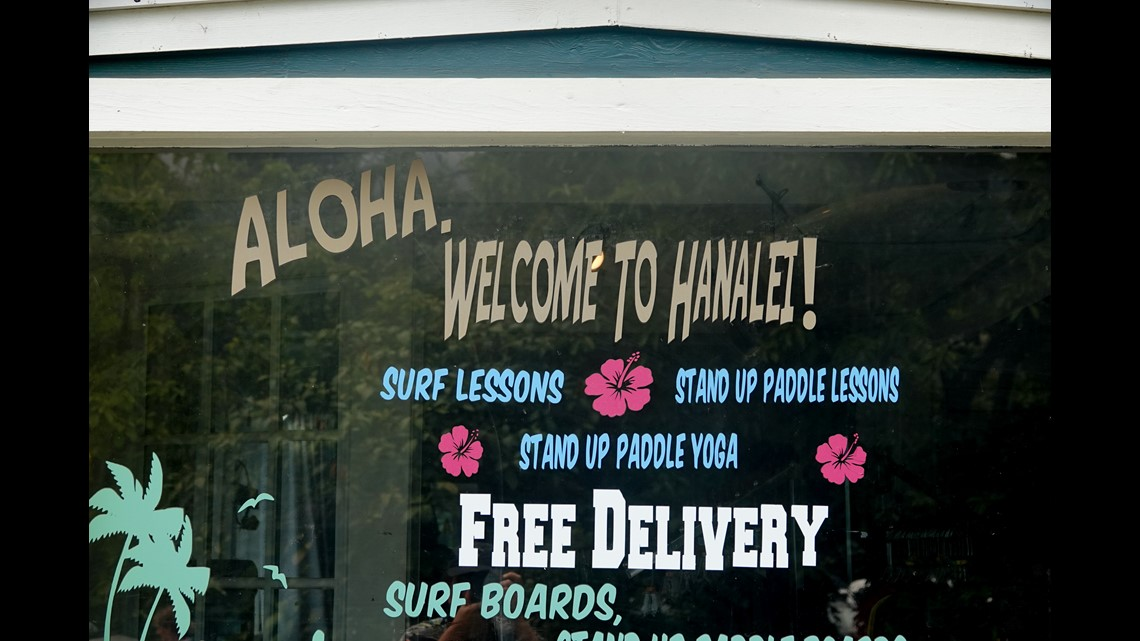 Tropical Storm Olivia Makes A Mess For Hawaii Tourists Airlines