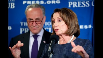 Trump, top Democrats to discuss border security funding as government shutdown looms