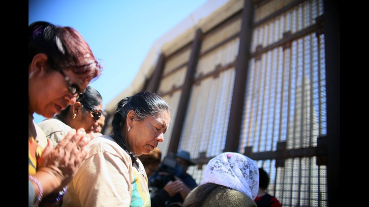 Lawyers complained that migrant parents could not make proper asylum claims because they were traumatized after being separated from their kids.