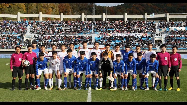 Korea Soccer 2