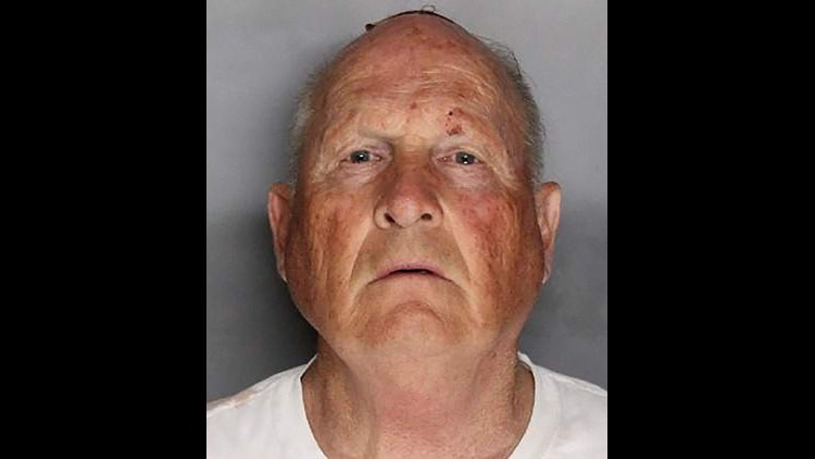 Joseph James DeAngelo Golden State Killer