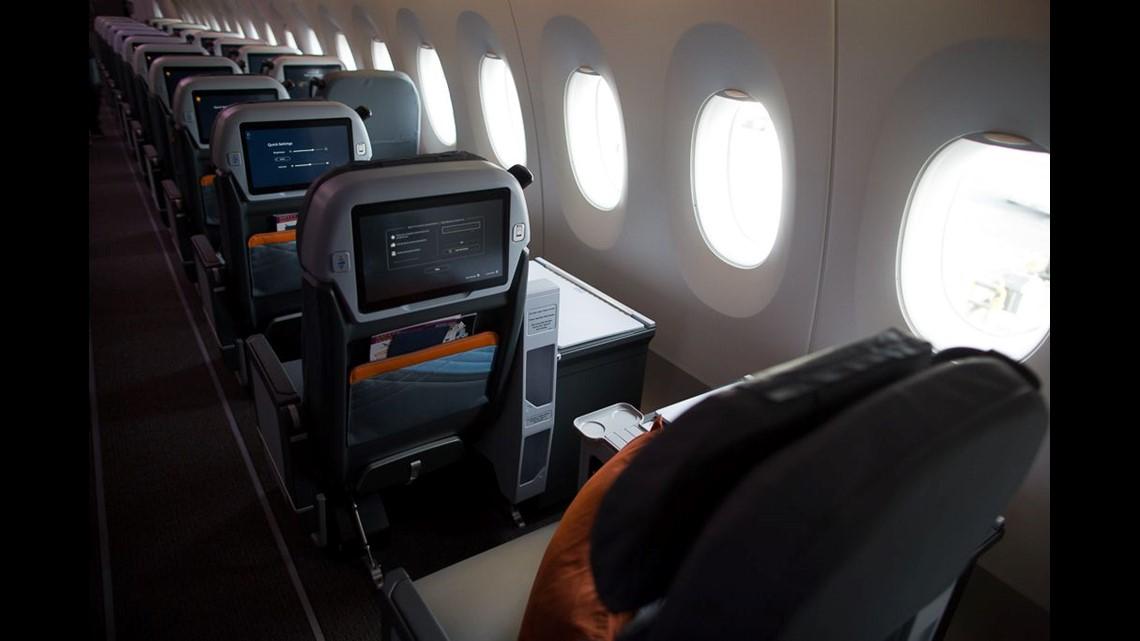 Now flying from NYC: The world\'s longest flight | wgrz.com
