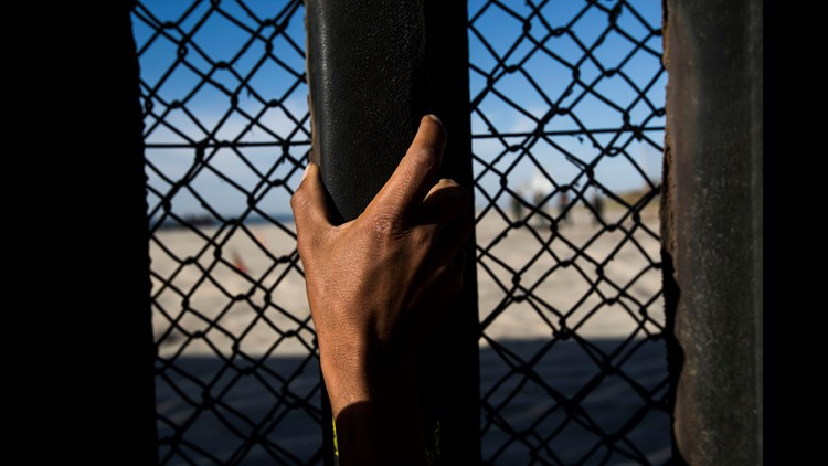 AWOL National Guard soldier arrested at Calif. border and charged with human trafficking