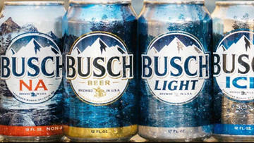 Busch beer drinkers can get a $1 rebate for every inch of snow that falls in New York