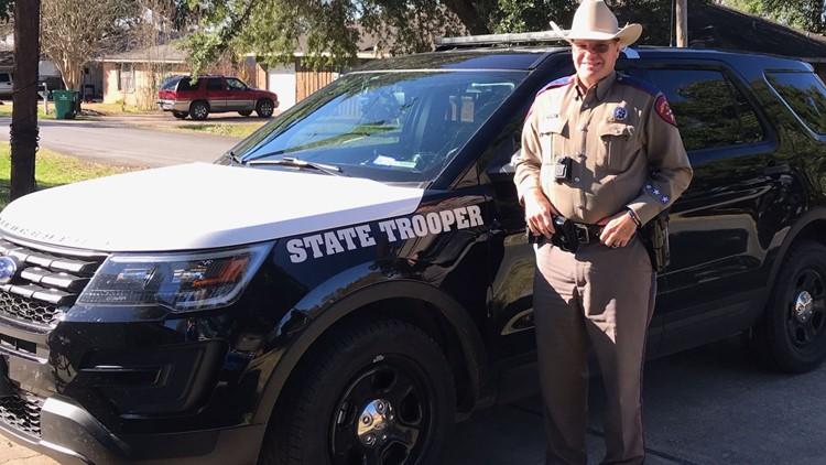 Trooper Ross Bates