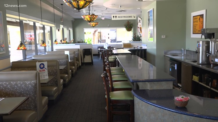 New federal fund offers financial support for restaurants, bars impacted by COVID-19
