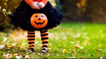 Blue buckets, teal pumpkins and more: How to make Halloween more inclusive for kids