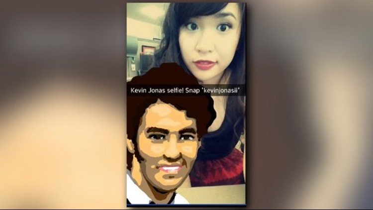 Arkansas 28-year-old making big bucks for Snapchat masterpieces