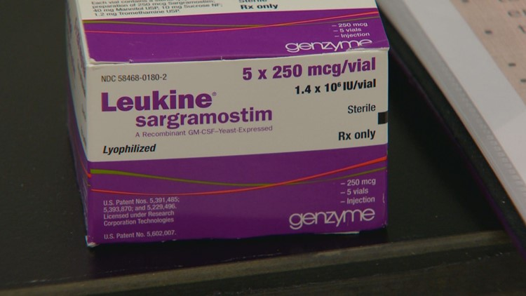 Leukine, a drug that has been around for decades, could be a promising cure for Alzheimer's.