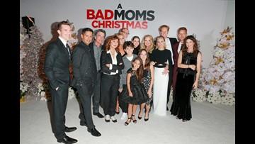 'Bad Moms' Mila Kunis, Kristen Bell, Kathryn Hahn offer their guide to Christmas joy