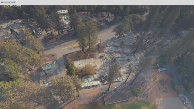 Students at Magalia school, destroyed in Camp Fire, feel forgotten