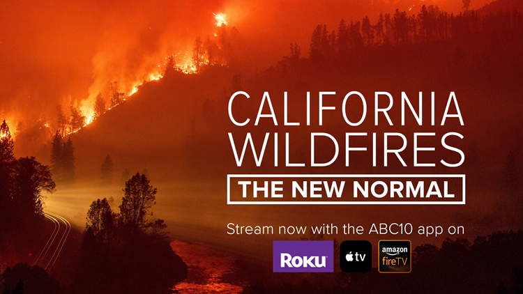 California Wildfires: The New Normal