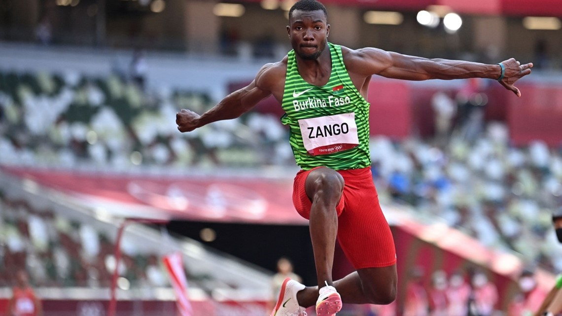 Burkina Faso's first medal brings Tokyo Games into record territory