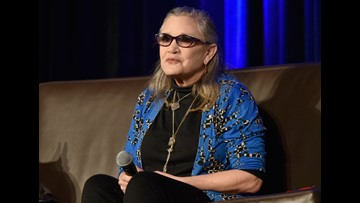 Late Carrie Fisher wins Grammy Award for memoir recording