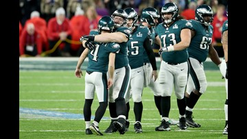 Eagles dethrone Tom Brady, Patriots for first Super Bowl win