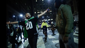 Amazing things heard on the Philadelphia police scanner after the Eagles' Super Bowl LII win