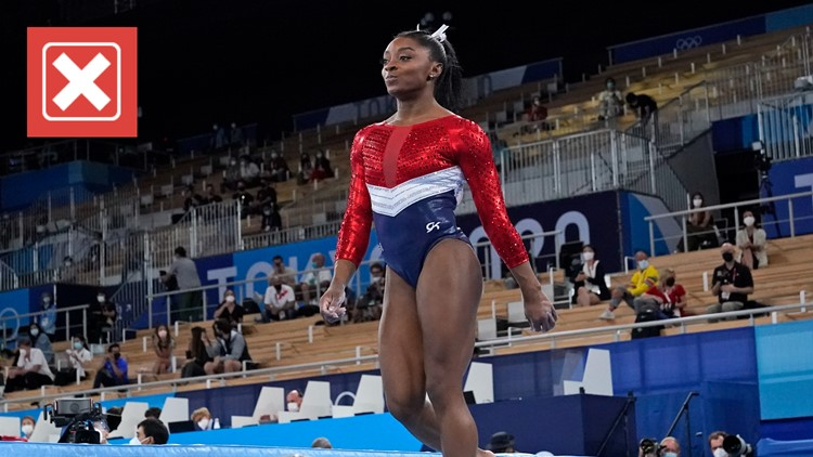 No, US gymnasts won't automatically replace Simone Biles if she withdraws from Olympic events