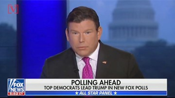 Bret Baier Rejects Trump's Lashing Out at Fox News Polls: 'Fox Has Not Changed'