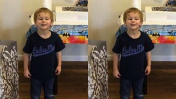 'He's a tough little fella': How rescuers found a 3-year-old 2 days after he disappeared in the woods in North Carolina
