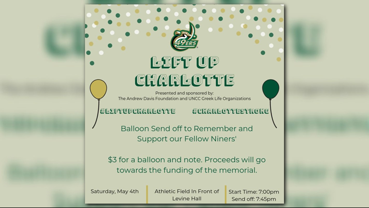 Balloon sendoff announced to remember 49ers