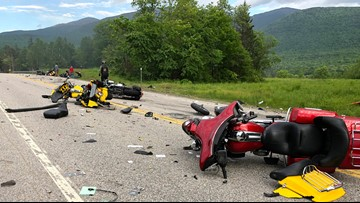 Police identify victims in deadly New Hampshire motorcycle crash