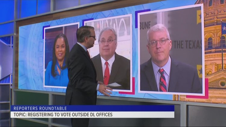 Inside Texas Politics on 9/1/2019: Reporters Roundtable