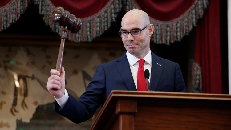 Texas House Speaker apologizes for secret recording, but can he