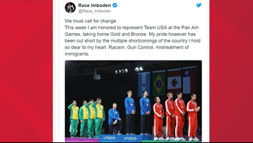 US Olympics chief to athletes: No anthem protests allowed