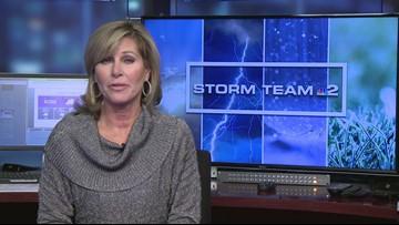 Storm Team 2 Maria Genero's evening forecast for 12/12/2018