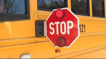 Niagara Falls school district installing stop-arm cameras on buses