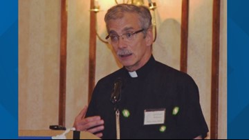 Another priest calls for Bishop Malone's resignation