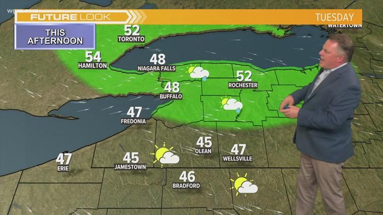 Storm Team 2 Patrick Hammer's Daybreak forecast for 5/11/21