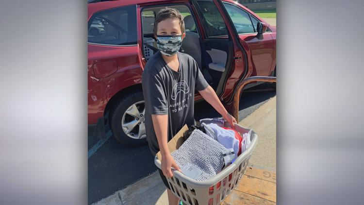 Good Neighbors: Noah's help for the homeless