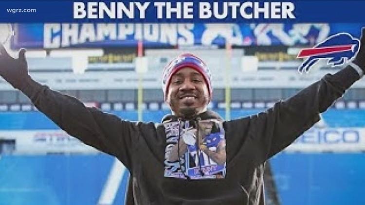 commUNITY spotlight: Benny the Butcher