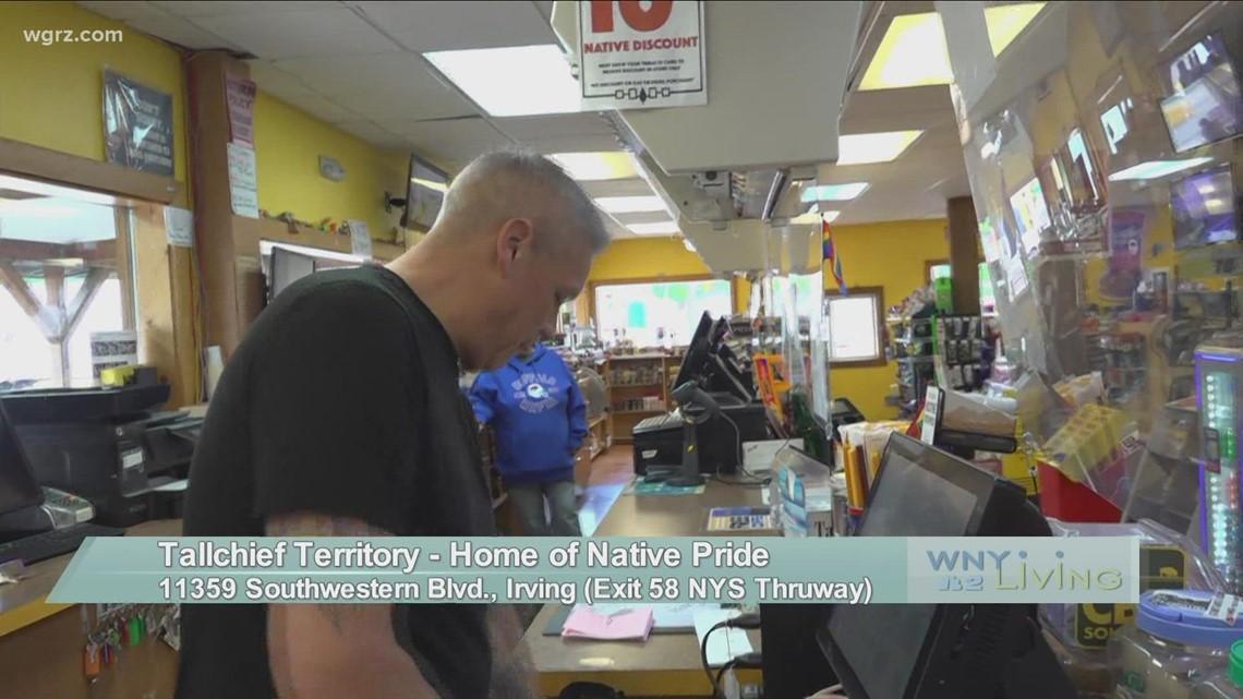September 18 - Tallchief Territory - Home of Native Pride