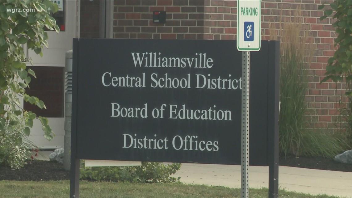 Williamsville schools board vote tomorrow
