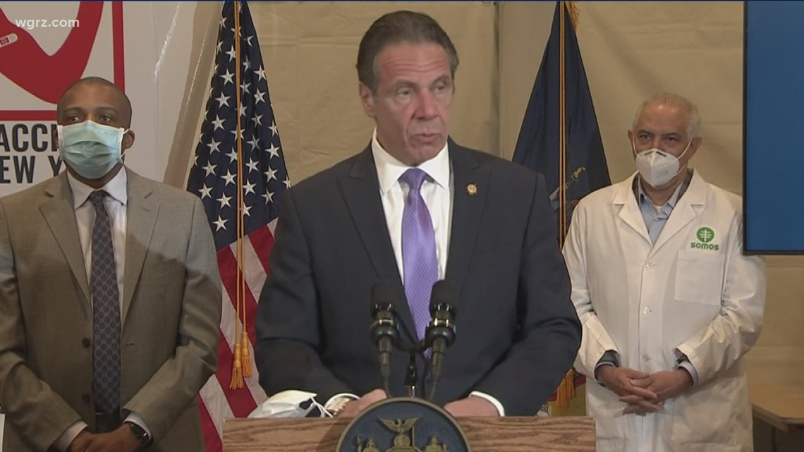 Cuomo Dodges Questions On Scandals