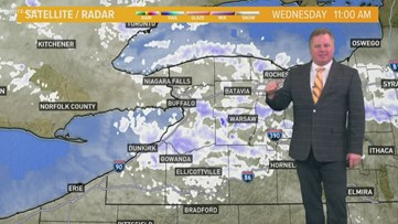 Storm Team 2 Patrick Hammer Has Your Midday Forecast For February 19, 2020