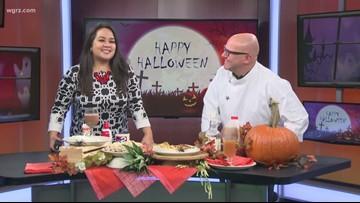 Chef Binks gets Spooky!