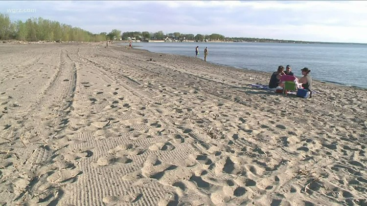 New York beaches, pools allowed to reopen for Memorial Day