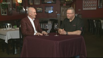 Kevin is joined by Joe Jerge of Mulberry Italian Ristorante