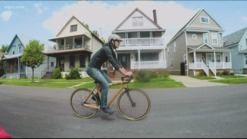 Not your normal bicycle