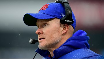 Report: Bills McDermott finalist for NFL coach of the year honors