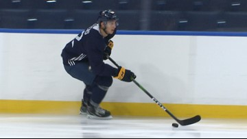 Sabres take on Penguins Monday in first preseason game