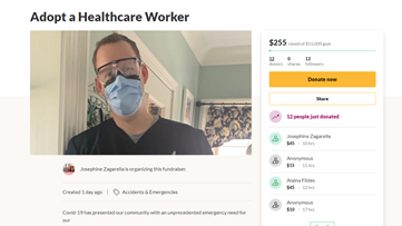 Buffalo coffee shop, biscotti maker team up to start GoFundMe for health care workers
