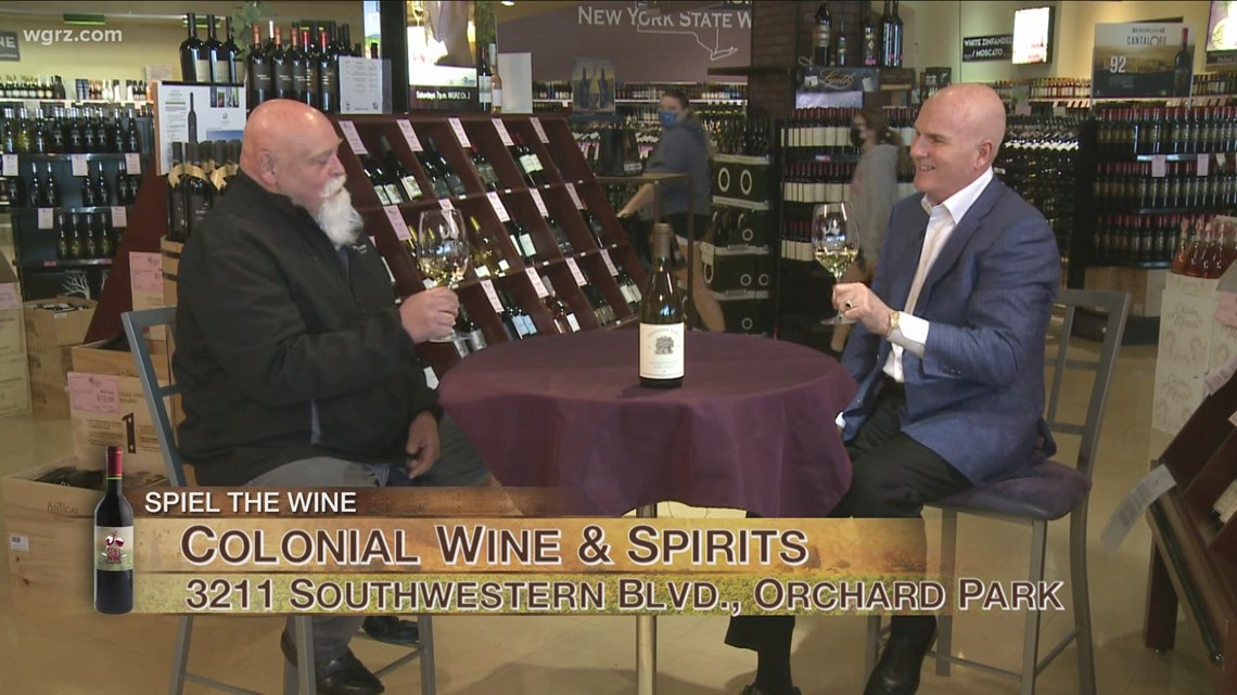 Kevin is joined by Barry Dodds to try the Freemark Abbey Chardonnay for this week's first Wine of the Week